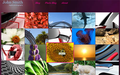 PhotographerDream WordPress Theme