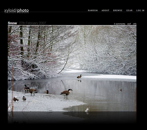Reflection wordpress theme