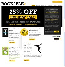 Rockable Press Discount Code 2013