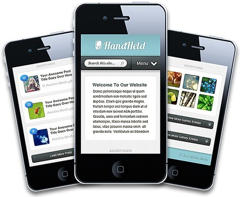 Elegant Themes HandHeld WordPress Mobile Theme Plugin