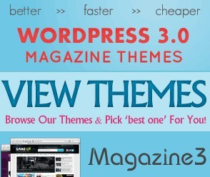 Magazine3 Coupon Code: 40% Magazine Themes Discount