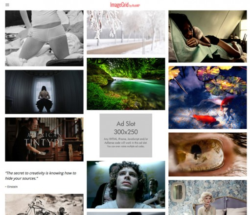RichWP ImageGrid WordPress Gallery Grid Theme: