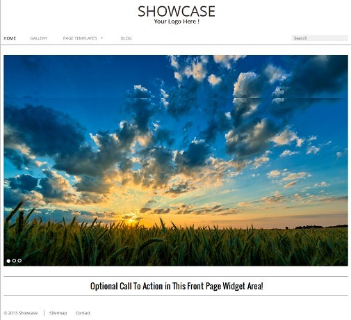 RichWP Showcase WordPress Responsive Theme