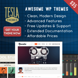Tesla Themes Coupon Code