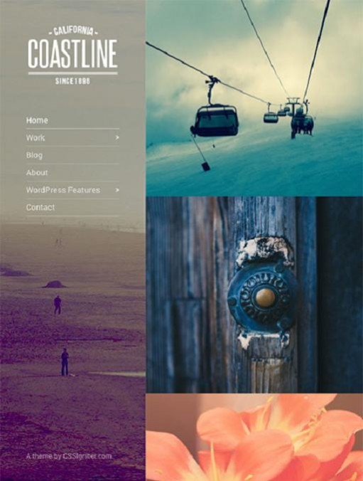 CSSIgniter Coastline WordPress Theme
