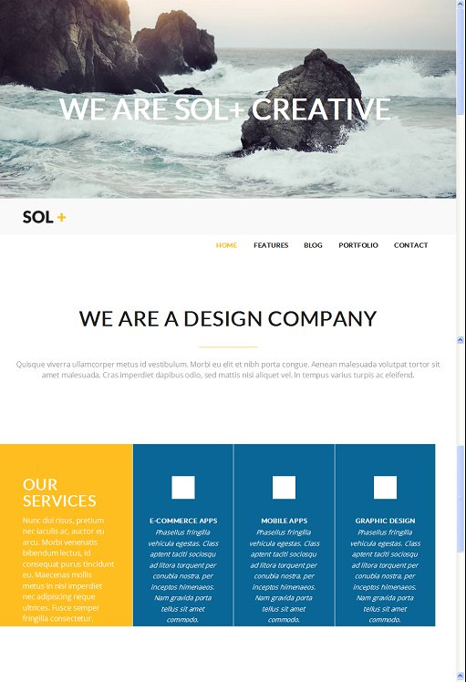 Viva Themes Sol WordPress Theme